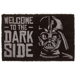 Felpudo Star Wars Bienvenido al lado Oscuro