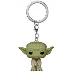 POP! Llavero: Star Wars - Yoda