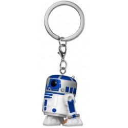 POP! Llavero: Star Wars - R2-D2