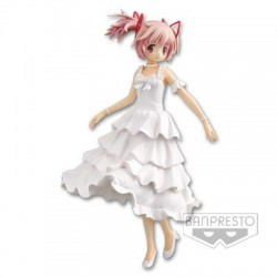 Figura Madoka Magica White Dress