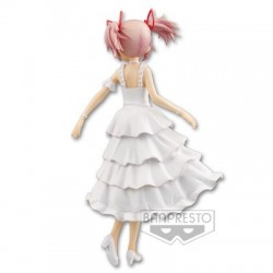 Figura Madoka Magica White Dress