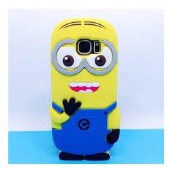 Funda 3D Samsung Galaxy S6 de Minion