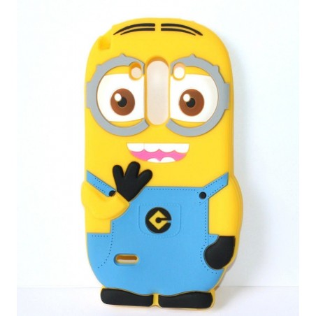 Funda 3D LG Optimus G3 de Minion