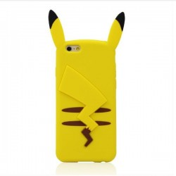 Funda 3D iphone 6 Plus 5.5 Pulgadas de Pikachu