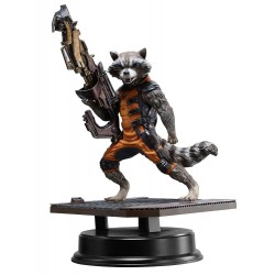 Guardianes de la Galaxia Maqueta Rocket Raccoon