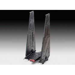Maqueta de Star Wars Episodio VII Kylo Ren's Command Shuttle