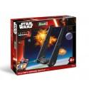 Maqueta de Star Wars Episodio VII Kylo Ren's Command Shuttle