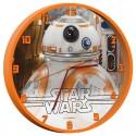 Reloj de Pared de Star Wars - BB8