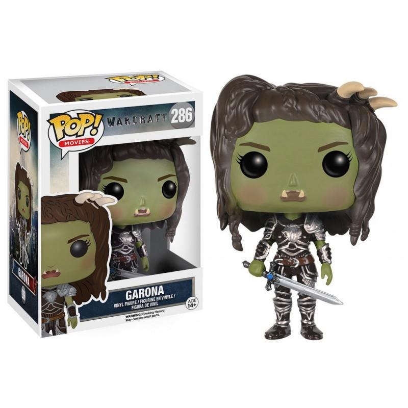POP! Movies: Warcraft - Garona