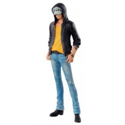 Figura De One Piece - Law Jeans Freak Vol. 4
