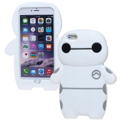 Funda 3D iphone 6 4.7 pulgadas de Big Hero 6 - Baymax