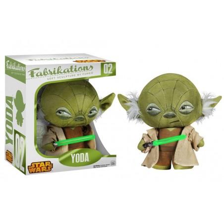 Peluche Fabrikations: Yoda