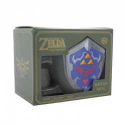 Taza The Legend Of Zelda - Escudo Hyliano