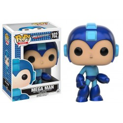 POP! Games: MegaMan - Mega Man
