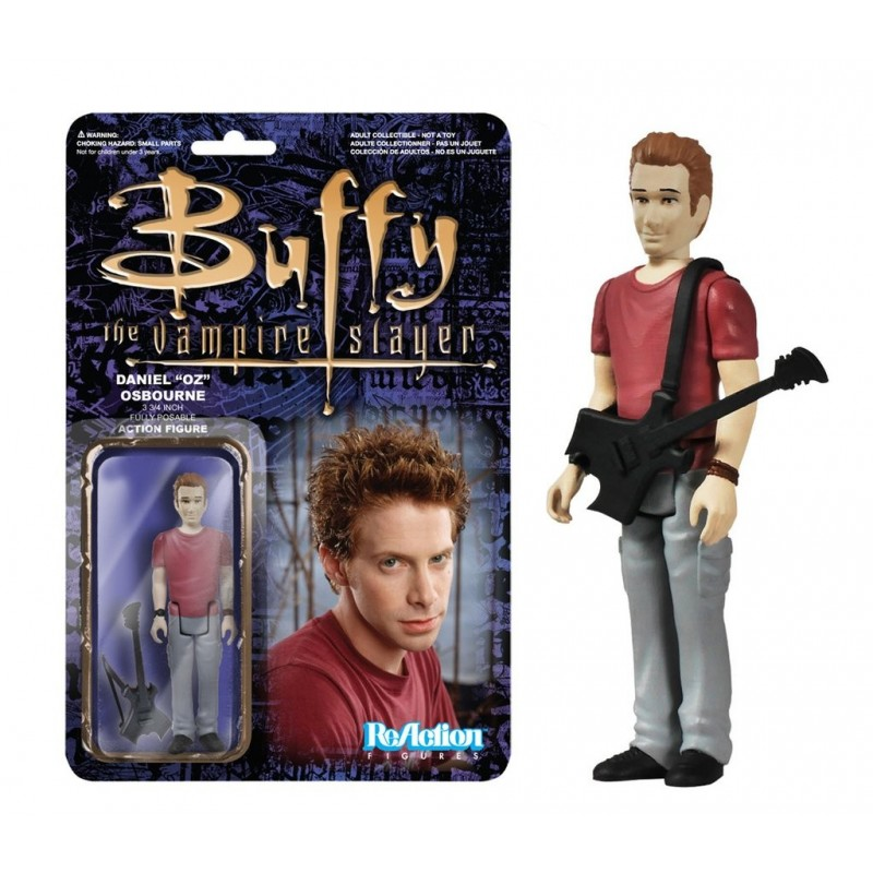 Figura de Buffy The Vampire Slayer - Oz