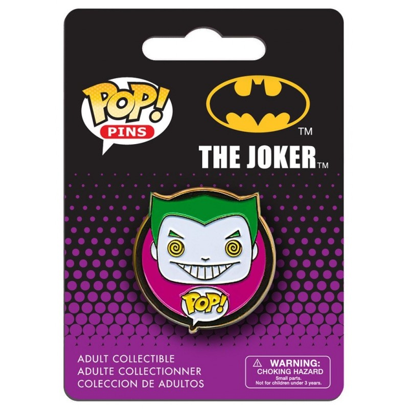 Pin De Funko: The Joker