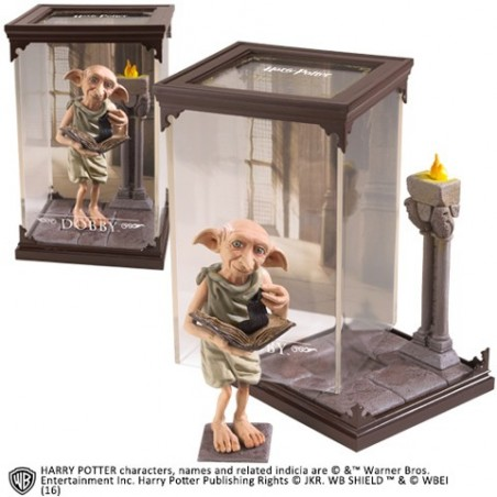 Figura de Harry Potter - Dobby Criaturas Mágicas