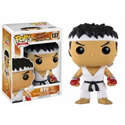 POP! Street Fighter - Ryu White Headband