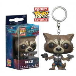 POP! Llavero: Guardianes De La Galaxia Vol 2 - Rocket
