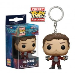 POP! Llavero: Guardianes De La Galaxia Vol 2 - Star Lord
