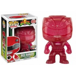 POP! Power Rangers: Red Ranger Teletransportandose