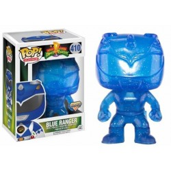 POP! Power Rangers: Blue Ranger Teletransportandose