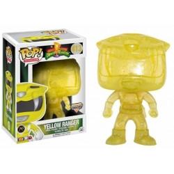 POP! Power Rangers: Yellow Ranger Teletransportandose
