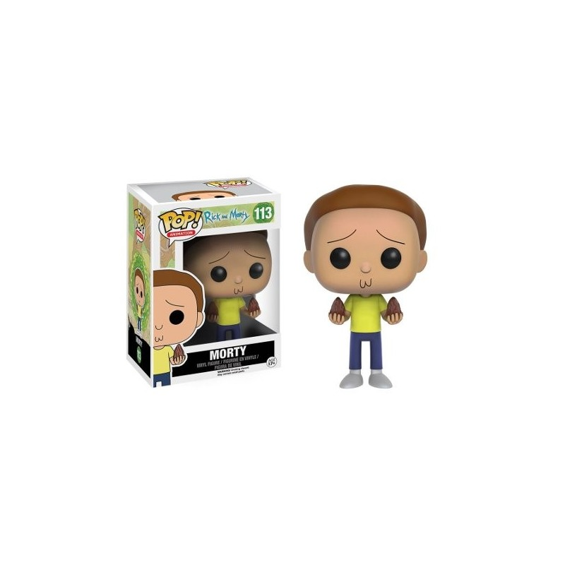 POP! Rick And Morty: Morty
