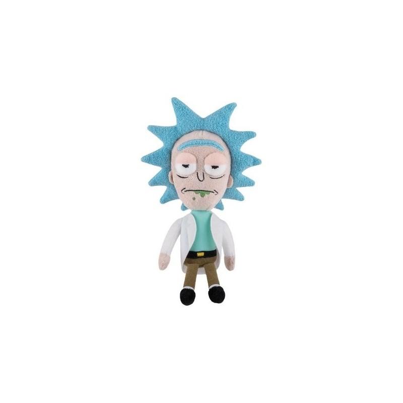 Peluche De Funko: Rick And Morty - Rick