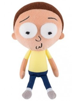 Peluche De Funko: Rick And Morty - Morty Boca Pequeña