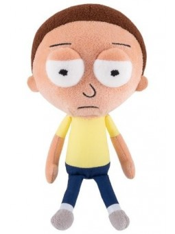 Peluche De Funko: Rick And Morty - Morty