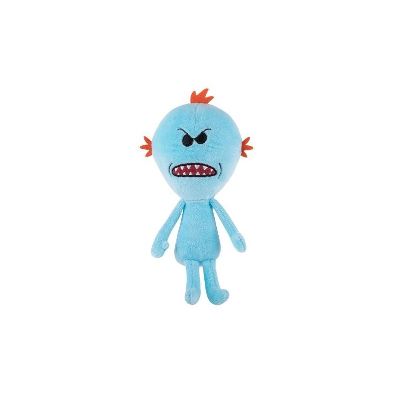Peluche De Funko: Rick And Morty - Mr. Meeseeks Loco