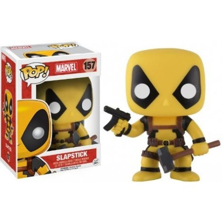 POP! Marvel: Deadpool Slapstick