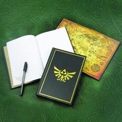 Libreta de Zelda