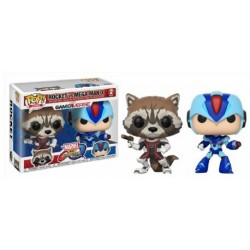 POP! Rocket vs MegaMan X