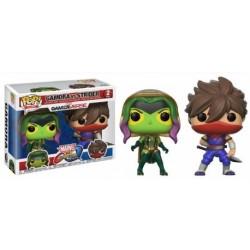 POP! Gamora vs Strider