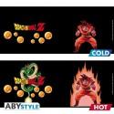 Taza Térmica De Dragon Ball: Goku y Shenron