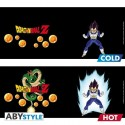 Taza Térmica De Dragon Ball: Vegeta y Shenron