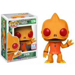 POP! NYCC 2017: Land Of The Lost - Golden Sleestak