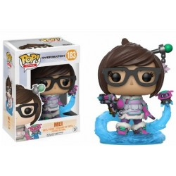 POP! Overwatch: Mei Snowball Colour Edición Limitada