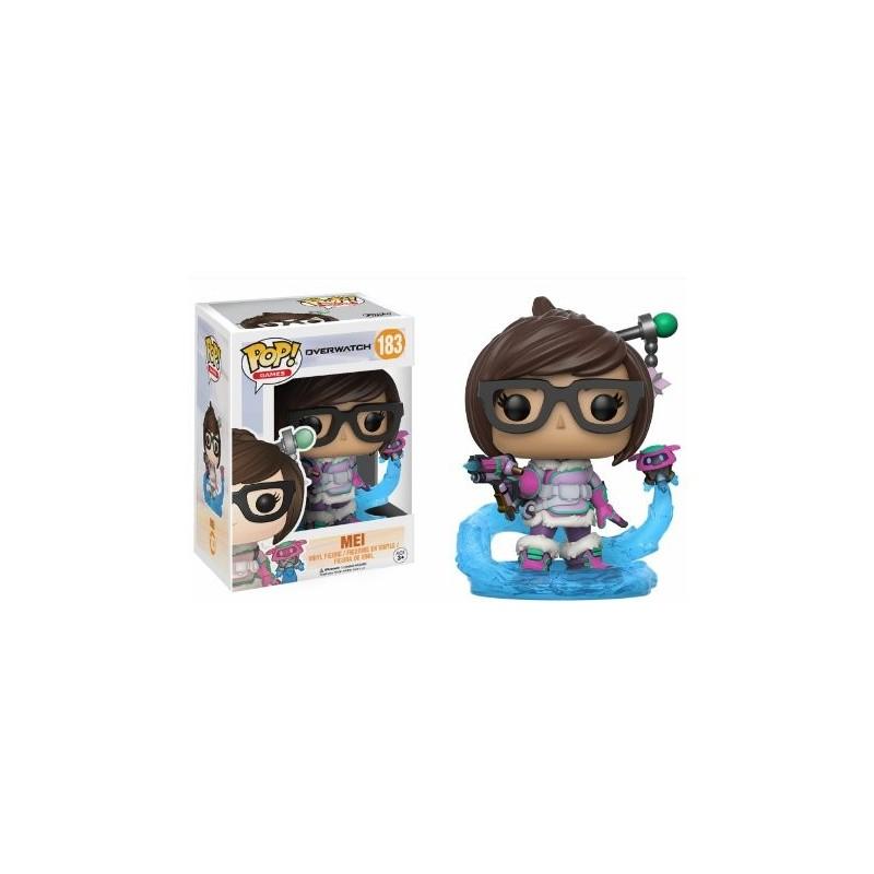 POP! Overwatch: Mei Snowball Colour Edición Limitada
