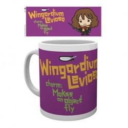 Taza De Harry Potter: Wingardium Leviosa