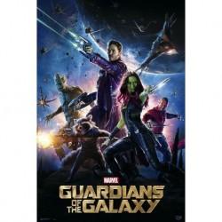 Póster De Guardianes De La Galaxia
