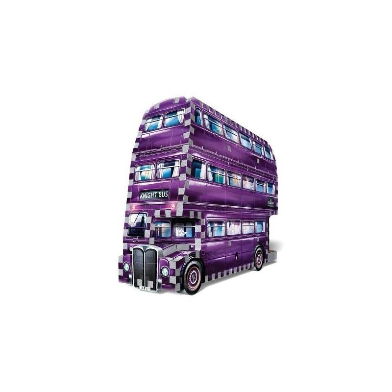 Puzzle De Harry Potter: Autobús noctámbulo