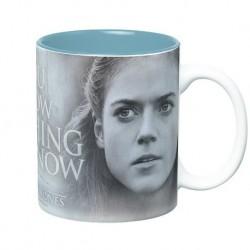 Taza De Juego De Tronos: You Know Nothing Jon Snow