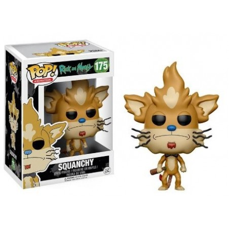 POP! Rick And Morty: Squanchy