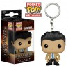 POP! Llavero: Sobrenatural - Castiel