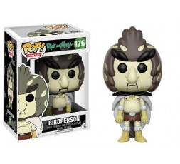 POP! Rick And Morty: Birdperson