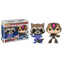 POP! Rocket vs MegaMan X Edición Limitada