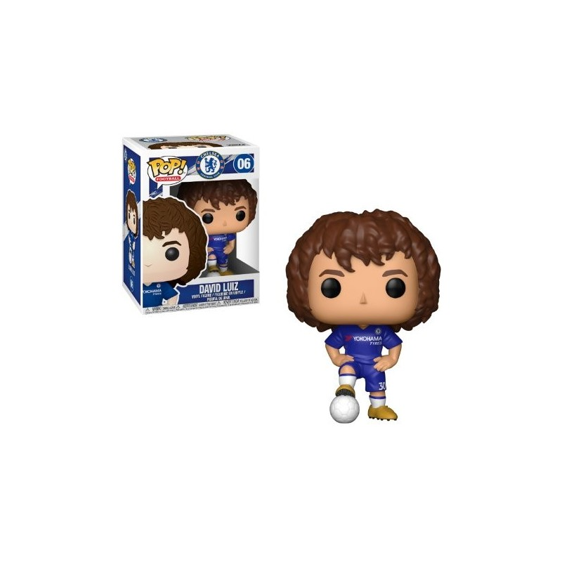 POP! Football: Chelsea - David Luiz